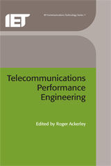image of Telecommunications Performance Engineering