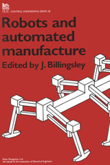 image of Robots and Automated Manufacture