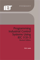 image of Programming Industrial Control Systems Using IEC 1131-3