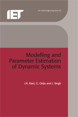 image of Modelling and Parameter Estimation of Dynamic Systems