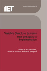 image of Variable Structure Systems: from principles to implementation