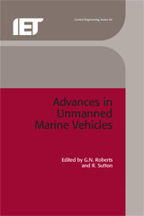 image of Advances in Unmanned Marine Vehicles
