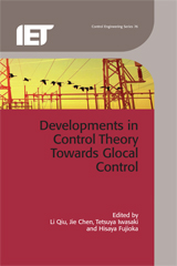 image of Developments in Control Theory Towards Glocal Control