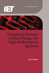 image of Frequency-Domain Control Design for High-Performance Systems