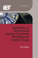 image of Application of Dimensional Analysis in Systems Modeling and Control Design