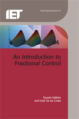 image of An Introduction to Fractional Control