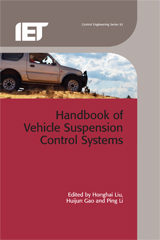 image of Handbook of Vehicle Suspension Control Systems