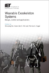 image of Wearable Exoskeleton Systems: Design, control and applications