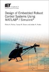 image of Design of Embedded Robust Control Systems Using MATLAB® / Simulink®