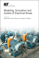 image of Modeling, Simulation and Control of Electrical Drives