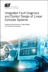 image of Integrated Fault Diagnosis and Control Design of Linear Complex Systems