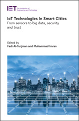 image of IoT Technologies in Smart Cities: From sensors to big data, security and trust