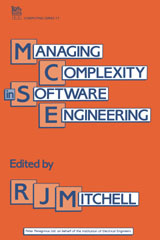 image of Managing Complexity in Software Engineering