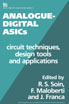 image of Analogue-digital ASICs: circuit techniques, design tools and applications