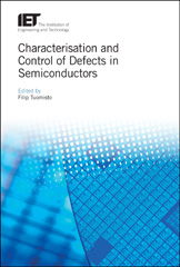 image of Characterisation and Control of Defects in Semiconductors