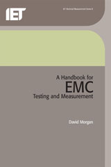 image of A Handbook for EMC Testing and Measurement