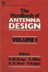 image of Handbook of Antenna Design, Vol. 1