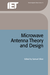 image of Microwave Antenna Theory and Design