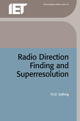 image of Radio Direction Finding and Superresolution