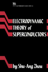 image of Electrodynamic Theory of Superconductors