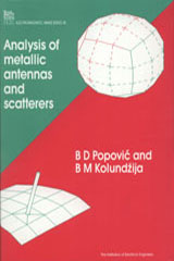 image of Analysis of Metallic Antennas and Scatterers