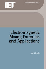 image of Electromagnetic Mixing Formulas and Applications