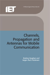 image of Channels, Propagation and Antennas for Mobile Communications