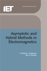 image of Asymptotic and Hybrid Methods in Electromagnetics
