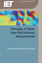image of Principles of Planar Near-Field Antenna Measurements