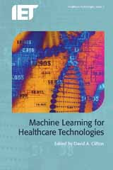 image of Machine Learning for Healthcare Technologies