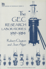image of The GEC Research Laboratories 1919-1984