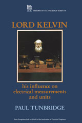image of Lord Kelvin: his influence on electrical measurements and units