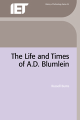 image of The Life and Times of A.D. Blumlein