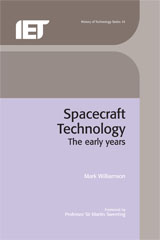 image of Spacecraft Technology: The Early Years