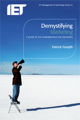 image of Demystifying Marketing: a guide to the fundamentals for engineers