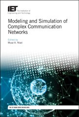 image of Modeling and Simulation of Complex Communication Networks
