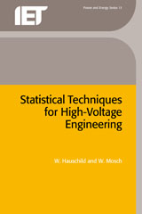 image of Statistical Techniques for High-Voltage Engineering