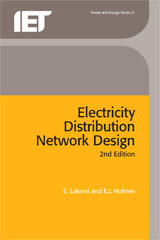 IET Digital Library: Electricity Distribution Network Design (2nd