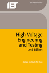 Iet Digital Library High Voltage Engineering And Testing 2nd Edition