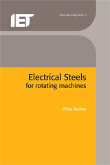 image of Electrical Steels for Rotating Machines