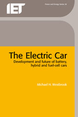 image of The Electric Car: development and future of battery, hybrid and fuel-cell cars