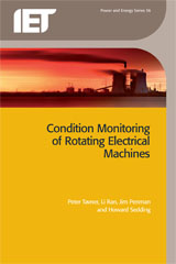 image of Condition Monitoring of Rotating Electrical Machines