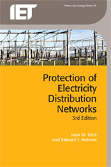 IET Digital Library: Protection of Electricity Distribution Networks