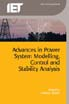 image of Advances in Power System Modelling, Control and Stability Analysis