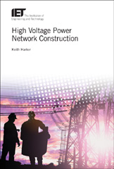 image of High Voltage Power Network Construction