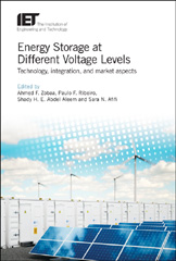 image of Energy Storage at Different Voltage Levels: Technology, integration, and market aspects