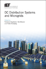 image of DC Distribution Systems and Microgrids
