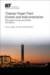 image of Thermal Power Plant Control and Instrumentation: The control of boilers and HRSGs.