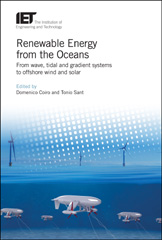 image of Renewable Energy from the Oceans: From wave, tidal and gradient systems to offshore wind and solar