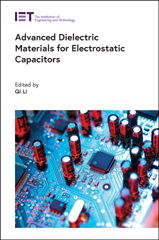image of Advanced Dielectric Materials for Electrostatic Capacitors